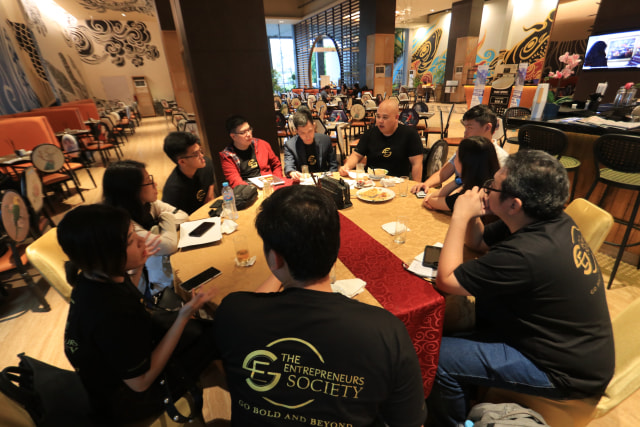 The Entrepreneurs Society: Komunitas Bisnis Bagi Para Pengusaha Muda (23360)