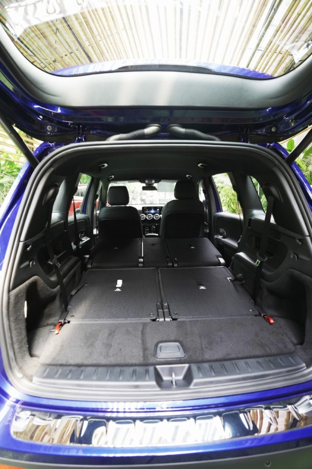 Spesifikasi Mercedes-Benz GLB 200 7-Penumpang Seharga Rp 800 Jutaan, Minat? (114010)