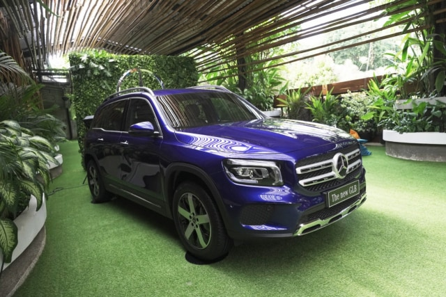 Spesifikasi Mercedes-Benz GLB 200 7-Penumpang Seharga Rp 800 Jutaan, Minat? (114006)