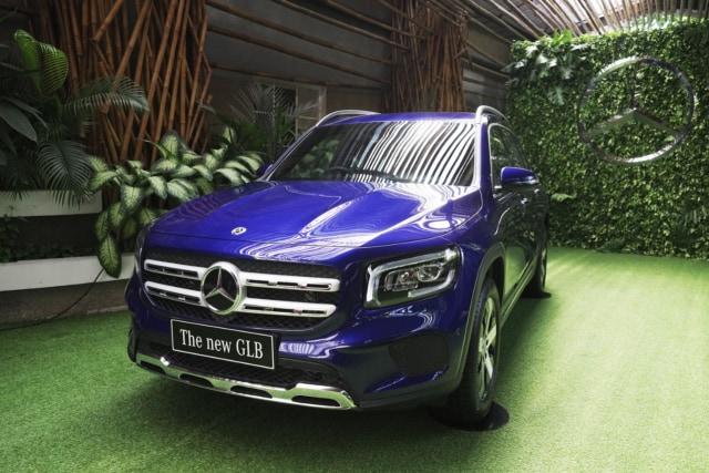 Spesifikasi Mercedes-Benz GLB 200 7-Penumpang Seharga Rp 800 Jutaan, Minat? (114005)