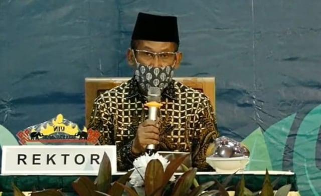 Sebanyak 5069 Mahasiswa UIN Raden Intan Lampung TA 2020/2021 Resmi Dikukuhkan (590583)