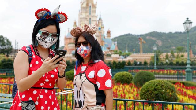Disneyland California Buka Lagi 1 April, Jumlah Pengunjung Dibatasi (258644)