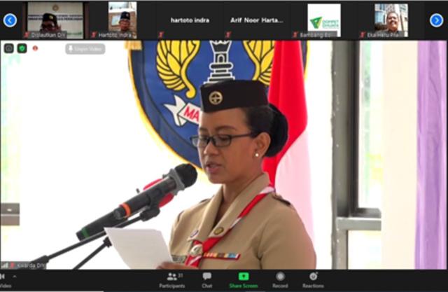 Musyawarah Daerah Kwarda Daerah Istimewa Yogyakarta Bertekad Perkuat Bela Negara (4870)