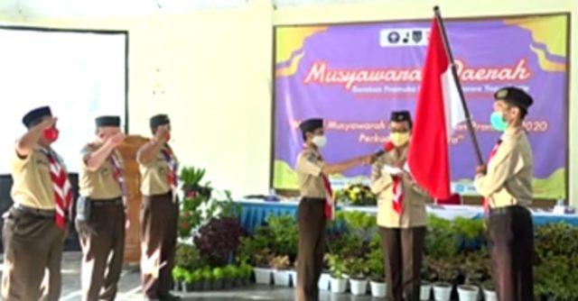 Musyawarah Daerah Kwarda Daerah Istimewa Yogyakarta Bertekad Perkuat Bela Negara (4871)
