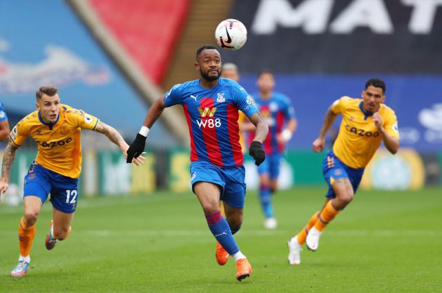 Crystal Palace vs Everton: Gol Penalti Richarlison Jadi Penyelamat The Toffes (113986)
