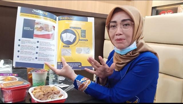 Anggota DPR RI Santap 'MakanKu' dan Siap Jadikan Brand Ambassador Kuliner Solo (106047)