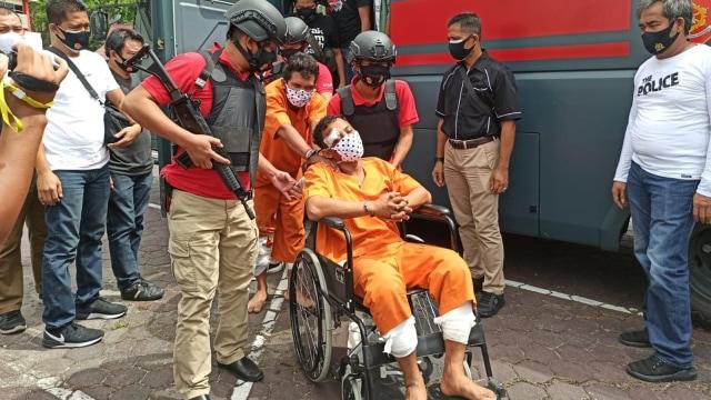 2 Pembunuh dan Perampok Sopir Mobil Rental di Riau Ditangkap (508350)