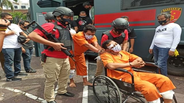 2 Pembunuh dan Perampok Sopir Mobil Rental di Riau Ditangkap (508351)