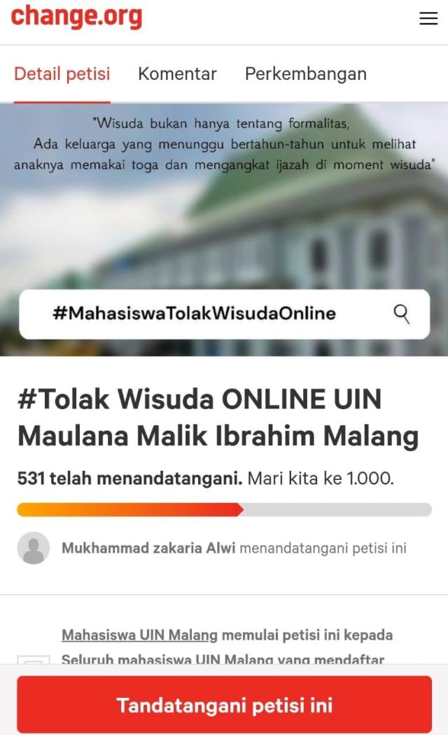 Temukan Cara Buat Petisi Online mudah