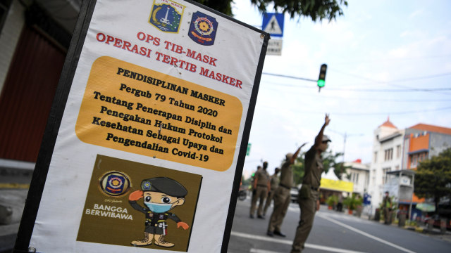 PPKM Tak Efektif, Kembali ke PSBB April atau September Jakarta Bisa Jadi Solusi (141300)