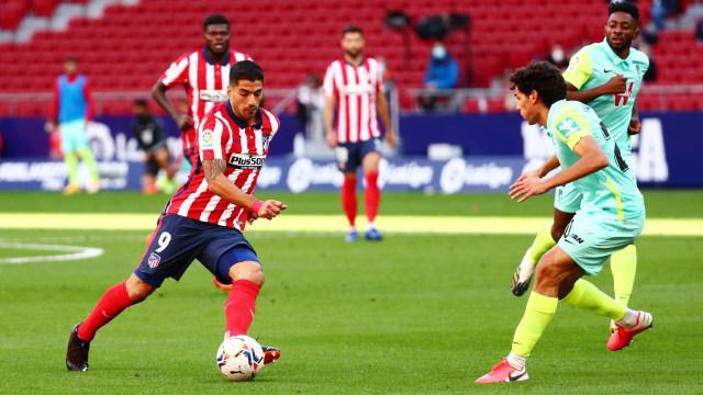 Top Skor Liga Spanyol: Mikel Oyarzabal Nomor 1, Luis Suarez Mengintai (669852)