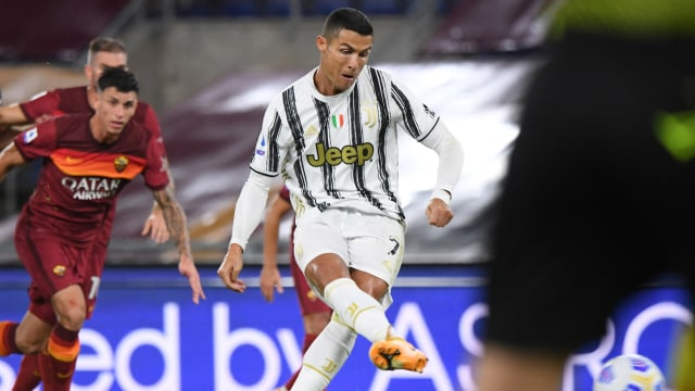 Top Skor Liga Italia: Cristiano Ronaldo Tempel Zlatan Ibrahimovic (112628)