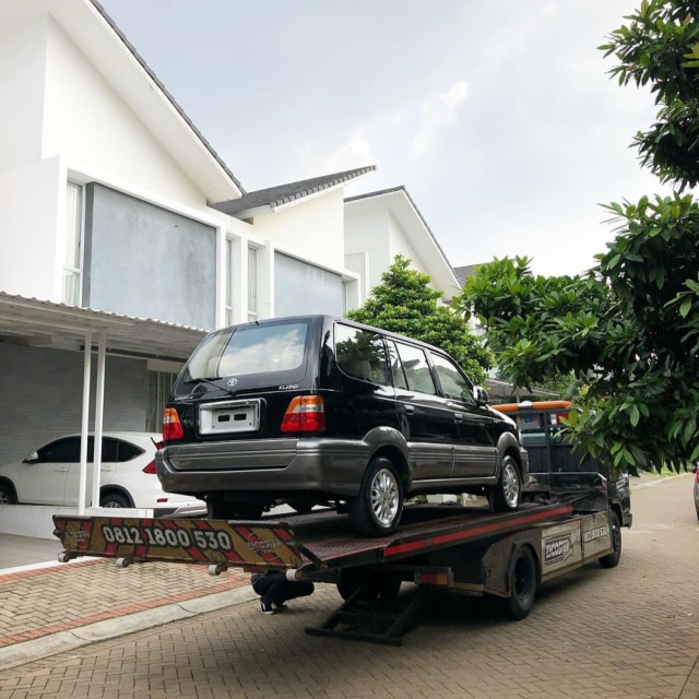 Berita Populer: Toyota Kijang Lawas Rp 200 Juta, Lelang Motor Matik Murah (46483)