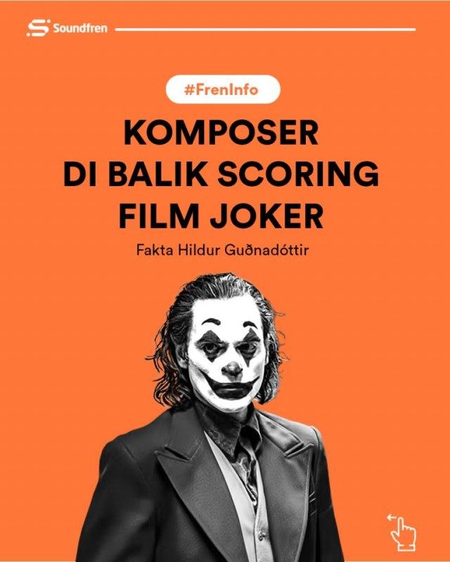 Fakta Hildur Guðnadóttir, Komposer di Balik Scoring Film Joker (572608)