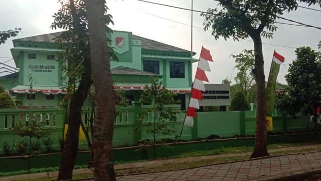 Dandim 0510 Tigaraksa Tangerang Positif Corona (255821)