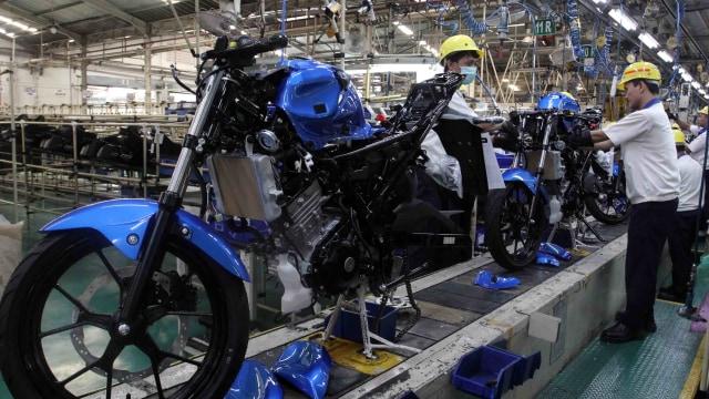Ada PPKM Darurat, Bagaimana Dampaknya ke Industri Sepeda Motor? (49485)