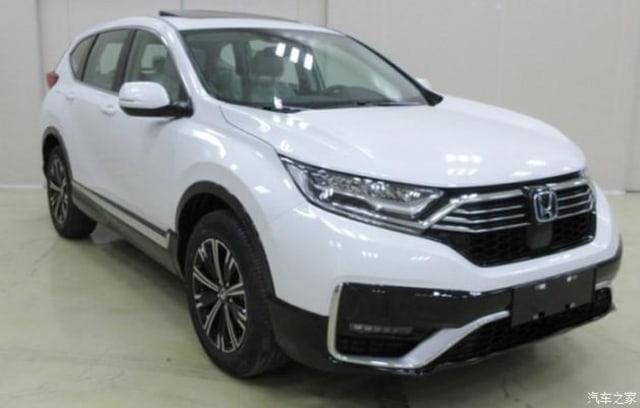 Honda CR-V PHEV Meluncur, Konsumsi BBM Tembus 90 Km/liter!  (44081)