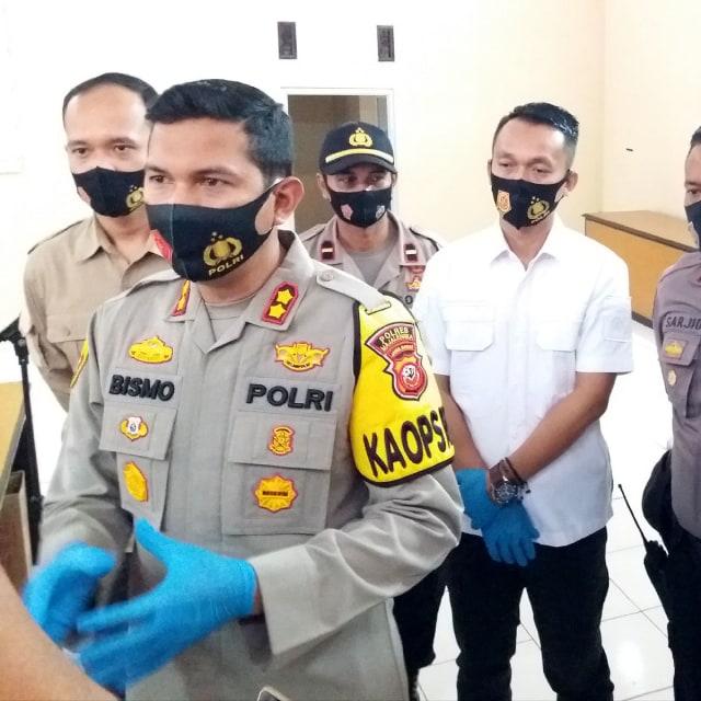 Polres Majalengka, Jabar, Tangkap Pembunuh Sopir Truk Kedelai (245635)