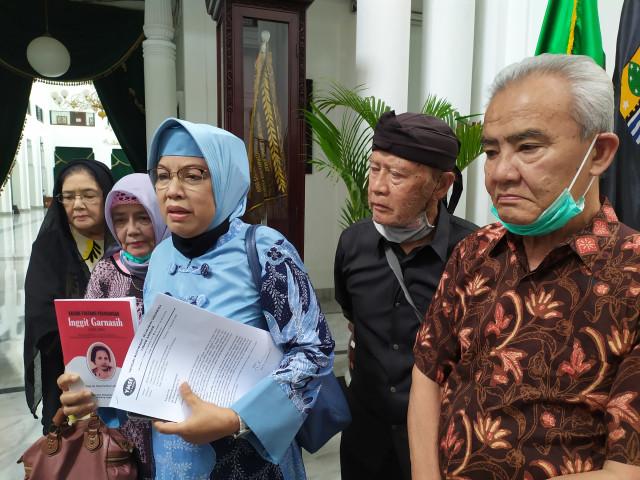 Keluarga Mulai Proses Penyerahan Surat Cerai  Sukarno ke Negara Pekan Ini (26171)