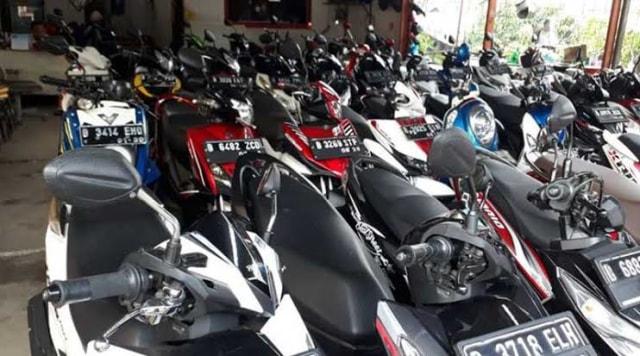 Menarik, Motor Sport 150 Cc Dilego Mulai Rp 5 Juta di Balai Lelang (140746)