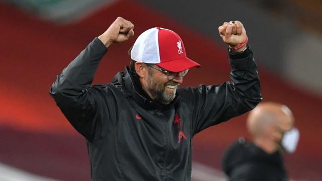Liverpool Cukur Wolves di Depan 2.000 Fans di Anfield, Juergen Klopp Emosional (604950)