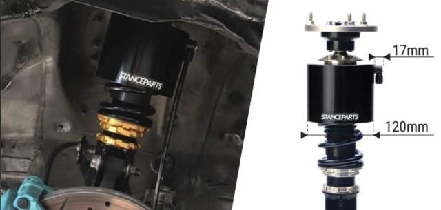 Air Cup Suspension, Solusi Aman Buat Mobil Ceper Saat Lewat Polisi Tidur (9108)