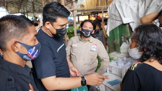 Ibunda Bobby Nasution Kampanyekan Anaknya ke Ibu-ibu Pengajian di Medan (95892)