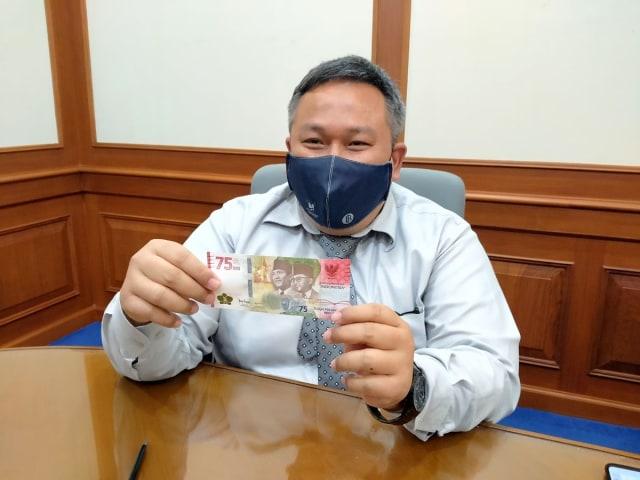 Bank Indonesia Cirebon Masih Buka Penukaran Uang Khusus Rp 75 Ribu (80487)