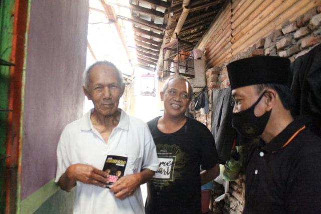 Gencar Kampanye Door to Door, Bagyo Rutin Yoga untuk Jaga Kesehatan (2214)
