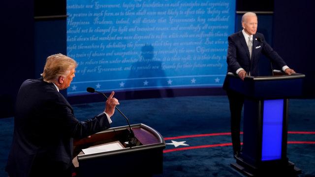 Joe Biden Tolak Jalani Debat Kedua dengan Trump Jika Masih Positif COVID-19 (573565)