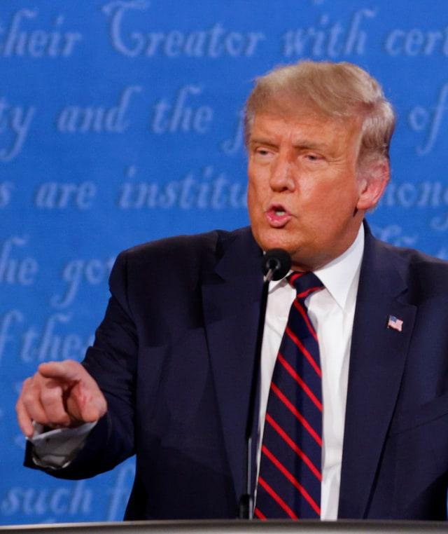 Belajar dari Kesalahan Trump dan Pentingnya Masker Buat Cegah Corona (2037)