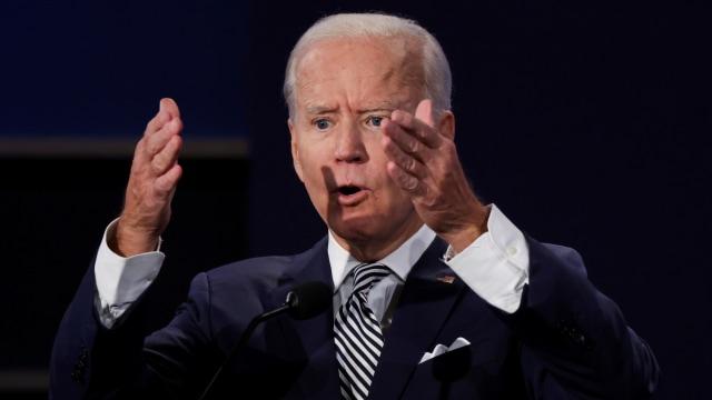 Joe Biden Tak Keberatan Jalani Debat Capres Kedua Lawan Trump (93621)
