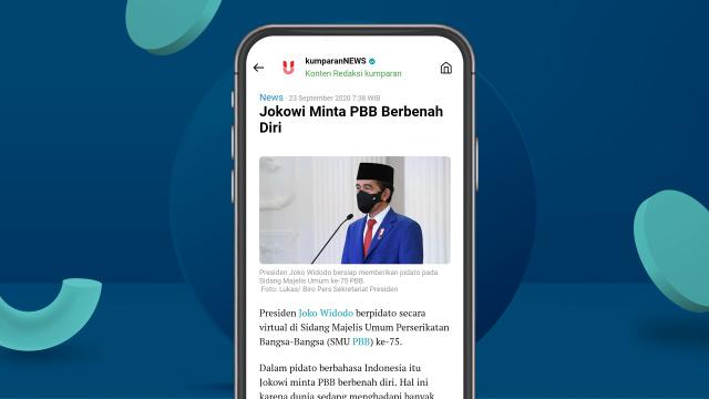 Fitur Aplikasi kumparan yang Bikin Orang Sibuk Tetap Update (77288)