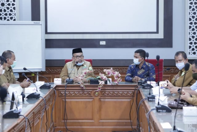1.000 Pelajar Aceh Terima Kuota Internet Gratis (20150)
