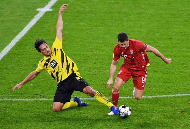 5 Fakta Menarik Jelang Borussia Dortmund vs Bayern Muenchen di Liga Jerman (486621)