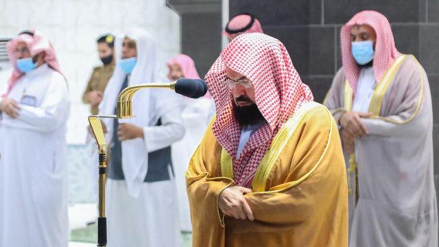 Penerobos Mimbar Khatib di Masjidil Haram Mengaku Imam Mahdi (328096)