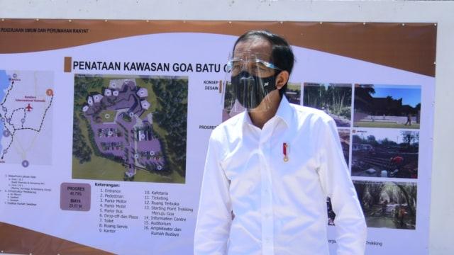 Jokowi Sampaikan Situasi Corona RI: Vaksinasi hingga Antisipasi Long Weekend (65729)