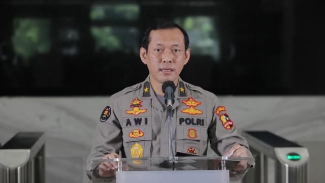 Polri Jawab Sindiran FPI soal Klaster Corona: Tahanan di RS Dirawat Maksimal (116151)