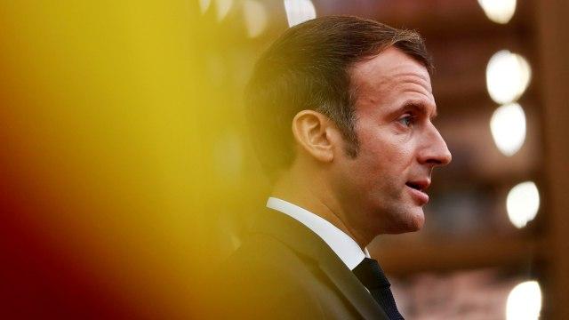 Presiden Prancis Doakan N'Golo Kante Raih Ballon d'Or (275459)