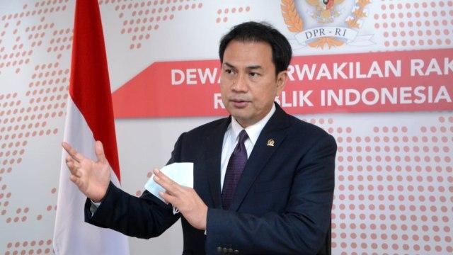 Cerita Azis Syamsuddin Kenal Penyidik KPK: Dari Nusakambangan Berujung Ngopi  (23174)