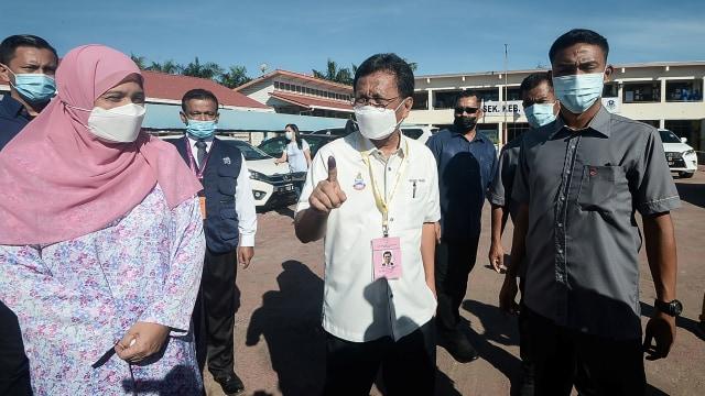 Cegah Meluasnya Corona, Raja Malaysia Tunda Pemilu Sela di Sabah (84924)