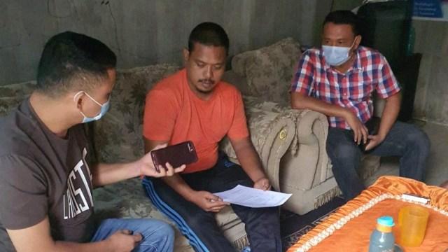 Ketua MUI di Tanjungbalai yang Unggah Foto Ma'ruf Amin-Kakek Sugiono Diperiksa (9226)