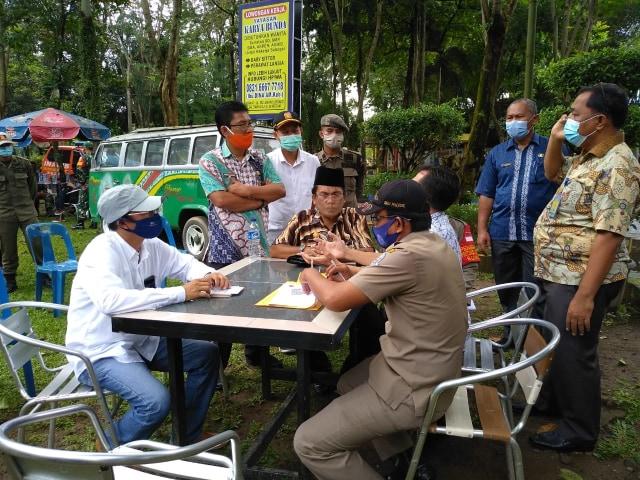 Viral Party di Kolam Renang Saat Pandemi, Satgas COVID-19 Tutup Hairos Waterpark (66999)