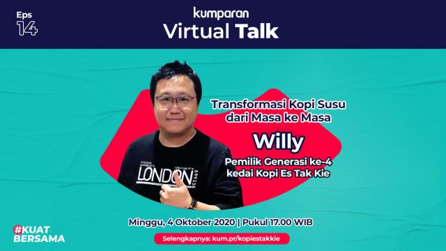 Live Now! Virtual Talk Es Kopi Susu dari Masa ke Masa (31241)
