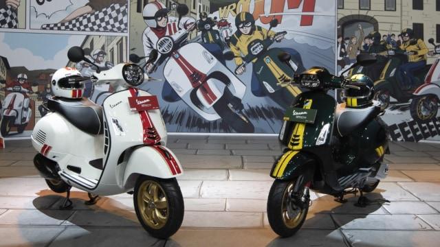 Vespa Sprint dan GTS 300 HPE Edisi Terbatas Mendarat di Indonesia, Ini Harganya (347671)
