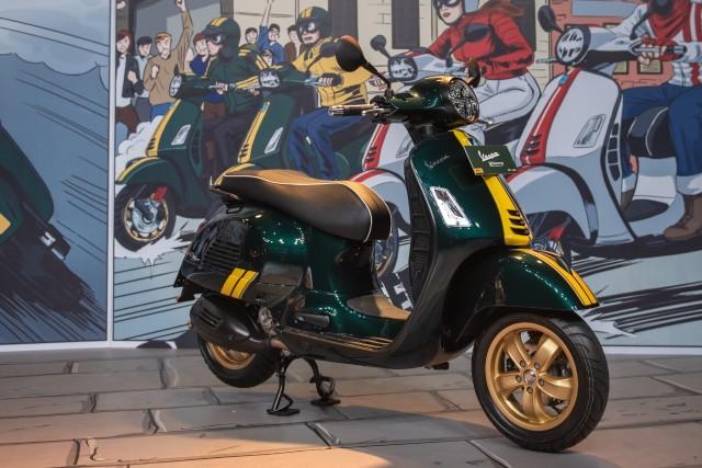 Vespa Sprint dan GTS 300 HPE Edisi Terbatas Mendarat di Indonesia, Ini Harganya (347677)