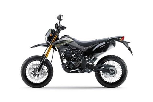 Kawasaki Indonesia Luncurkan D-Tracker 150 Special Edition, Berapa Harganya? (21666)