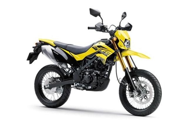 Kawasaki Indonesia Luncurkan D-Tracker 150 Special Edition, Berapa Harganya? (21665)