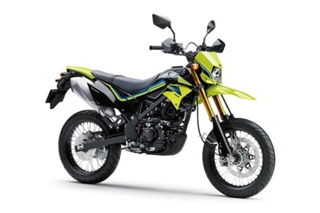 Kawasaki Indonesia Luncurkan D-Tracker 150 Special Edition, Berapa Harganya? (21668)