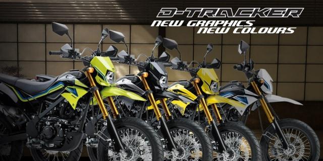Kawasaki Indonesia Luncurkan D-Tracker 150 Special Edition, Berapa Harganya? (21664)